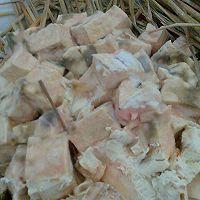 霉豆腐=豆腐乳的做法图解1
