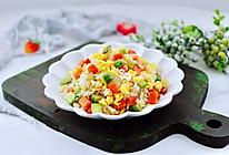 #中秋团圆食味,就爱这口家乡味#百吃不厌的蛋炒饭的做法
