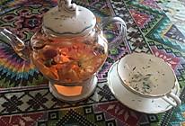 金边玫瑰养生茶的做法