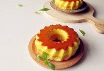 长帝行业首款3.5版电烤箱试用报告--焦糖布丁蛋糕的做法