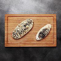 【鹦鹉厨房】原麦山丘主厨原创 - 玫瑰盐芝士软欧面包的做法图解8