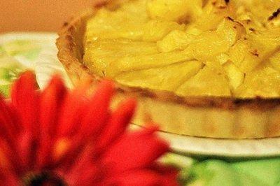 菠蘿撻(簡易版)