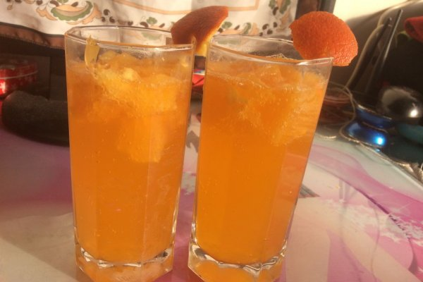 橙子鲜果杯的做法