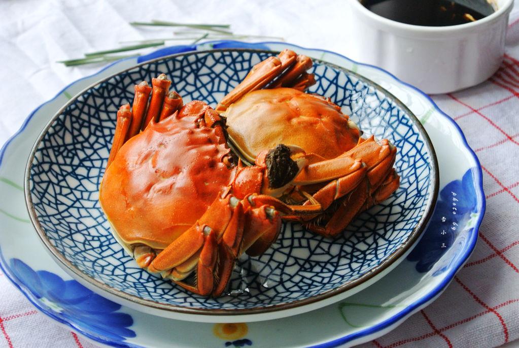 """紫苏蒸蟹#""""蟹""""意浓浓在京东#的做法图解5"""