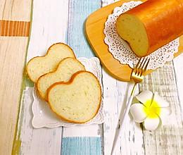 波兰种心形白吐司送给最亲爱的人的做法