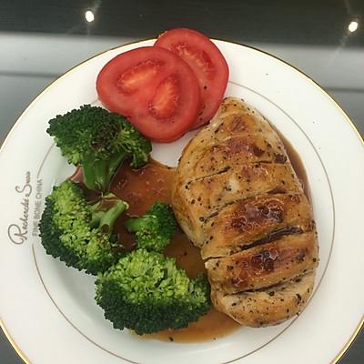 减肥也可以吃的好的减脂增肌餐