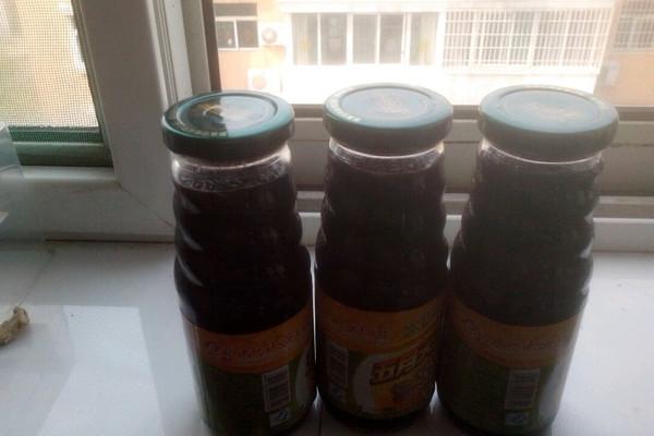 桑葚黑芝麻酱的做法