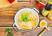 #太太乐鲜鸡汁芝麻香油#香油焗鸡的做法