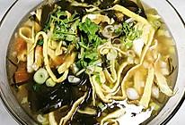 酸辣海带汤的做法