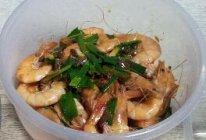 老干妈炒鲜虾的做法