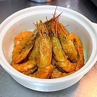 泰式咖喱虾的做法图解17