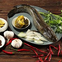 秘制酸菜鱼的做法图解1