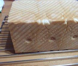 超柔软奶香浓郁北海道吐司的做法