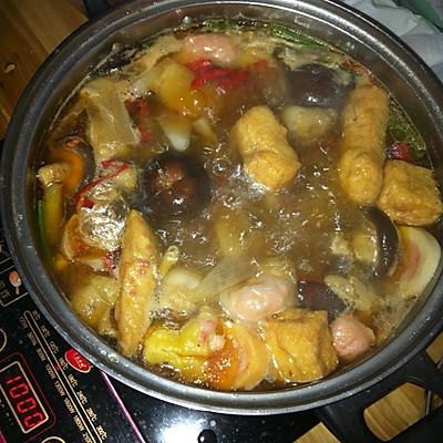 鸡肉火锅的做法_【图解】鸡肉火锅怎么做好吃_鸡肉
