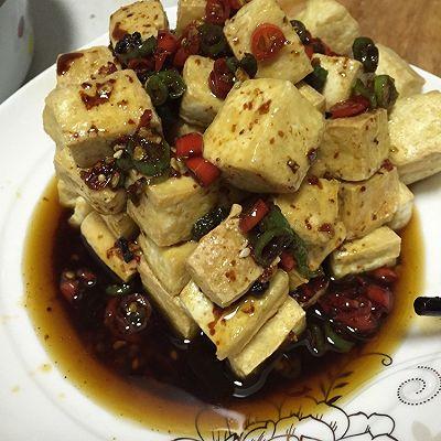 最爱的油泼豆腐