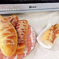奶酥面包#快手早餐#