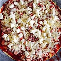 简单做披萨的做法图解9