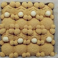 萌你一脸的泰迪熊挤挤面包的做法图解14