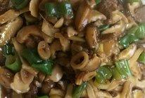 蚝油牛肉香菇的做法