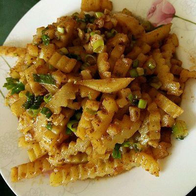 狼牙土豆——最简单的夏日开胃小吃