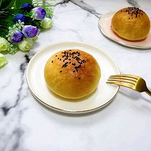 淡奶油餐包#新年自制伴手礼,红红火火一整年!#