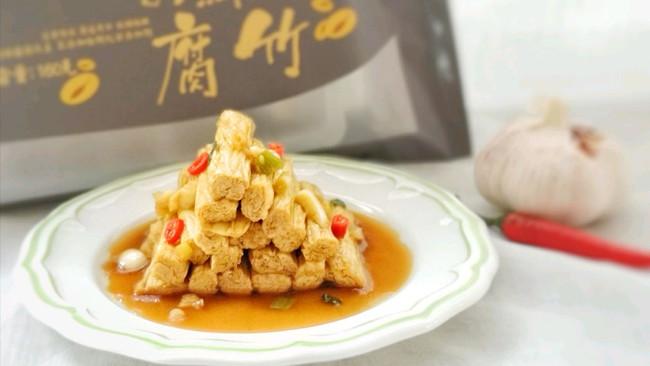 #精品菜谱挑战赛#开胃菜凉拌腐竹的做法