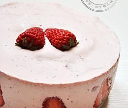 布丁美食铺——草莓慕斯的做法
