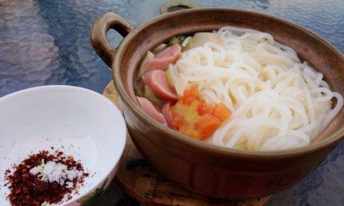 三鲜砂锅米线(简易版)的做法