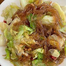 粉条圆白菜