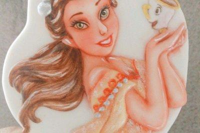 Lily 皇家3D浮雕糖霜饼干