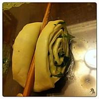 简单易做的葱油花卷的做法图解6