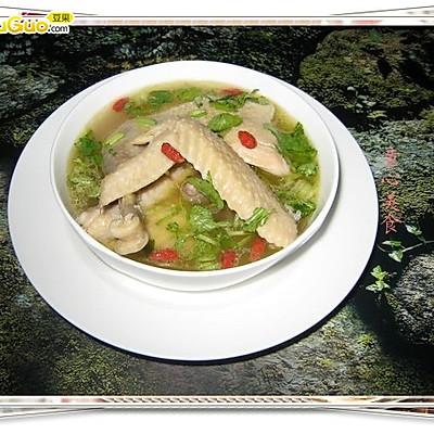 清炖鸡汤——看亚运.学粤菜