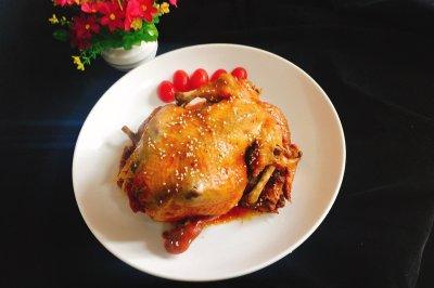 电压力锅版奥尔良烤鸡