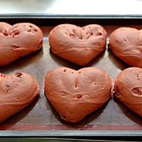【番茄配方】蔓越莓心形蛋糕的做法图解12
