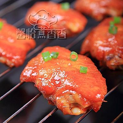 腐汁烤鸡翅