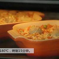 【微体】懒人料理 经典肉丸焗饭的做法图解13