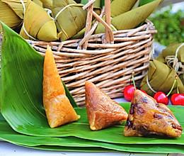 双豆粽、蜜枣粽、碱水粽的做法