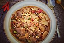 #花10分钟,做一道菜!#魔芋豆腐的做法