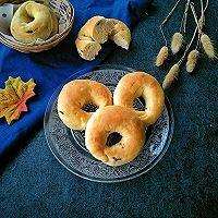 蔓越莓面包圈(快手版)#柏翠辅食节-烘焙零食#