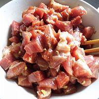 花生猪肉粽子的做法图解4