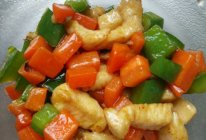 蔬菜鸡丁的做法