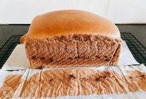 古早抖臀蛋糕(巧克力味)的做法