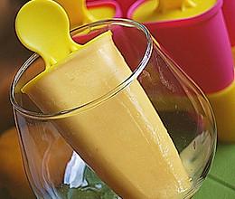 奶油芒果雪糕的做法