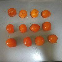 彩虹蛋黄酥的做法图解5