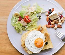 简单早餐的做法