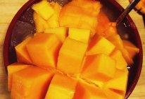 薏米芒果捞的做法