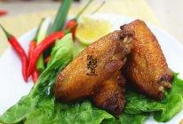 香烤咖哩鸡翅的做法