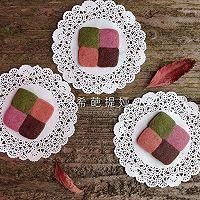 四色格子饼干的做法图解12