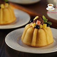 缤纷猫王磅蛋糕#长帝烘焙节华南赛区#
