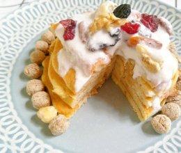 香蕉松饼(无需烤箱减脂早餐)的做法